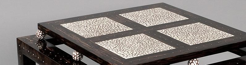 Atelier claude nicolet paris 7e cr ation meubles for Meuble contemporain italien haut de gamme